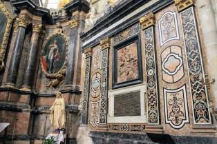Потрясающая мраморная мозаика /// Amazing marble mosaics