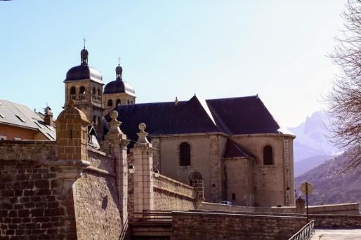 Главные ворота цитадели /// Main entrance to the citadel