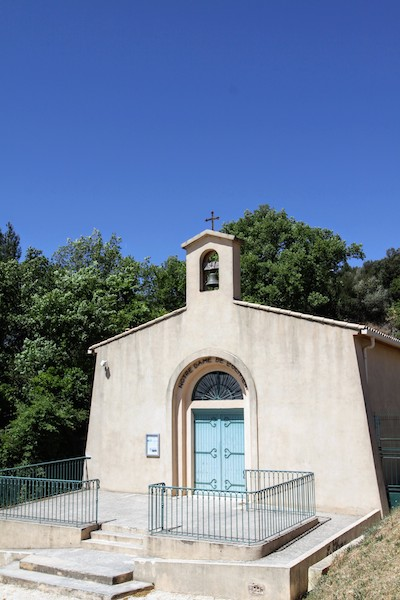 La chapelle de Moulin de Redon
