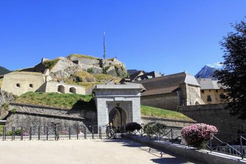 Редуты Бриансона /// Forts of Briançon