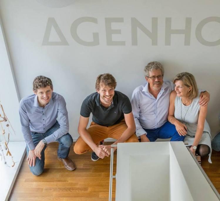 1 Agenhor Nicolas, Laurent, Jean-Marc et Catherine Wiederrecht