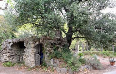 Грот /// The grotto