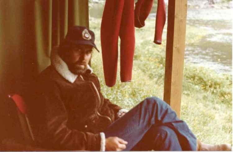 Armand Petit en Laponie
