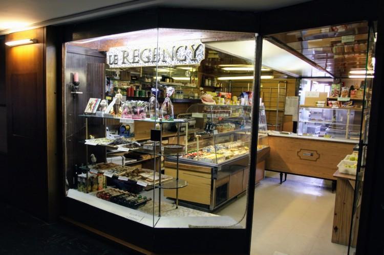 La Boulangerie dans la Cité Radieuse