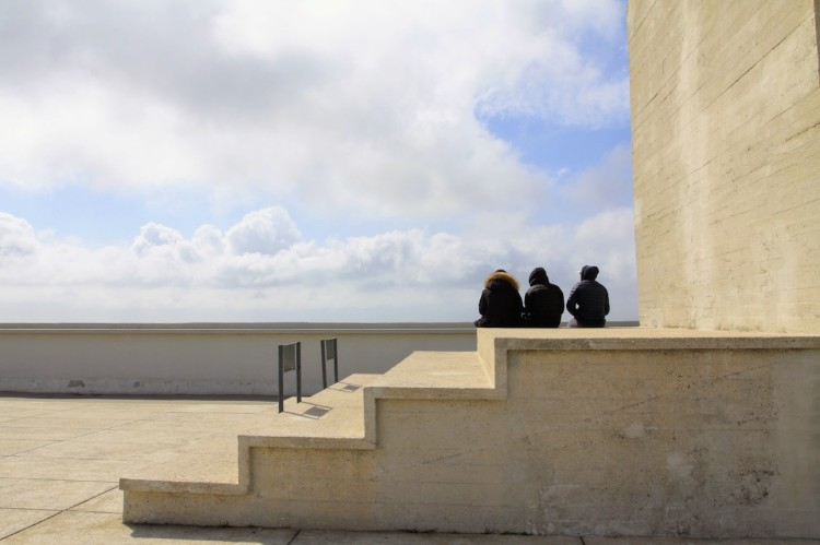 La Cité Radieuse rooftop, Marseille